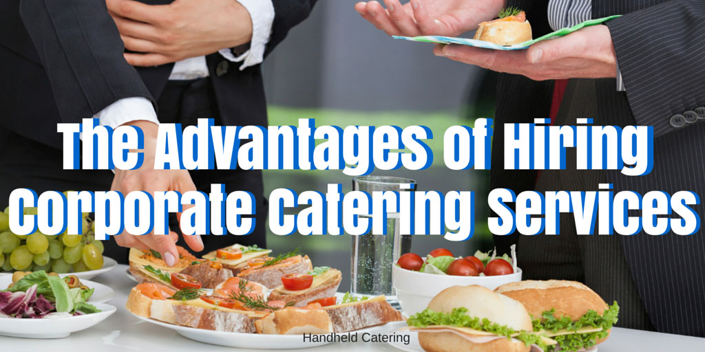 Corporate Catering Sunnyvale