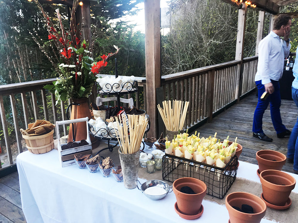 private event catering san jose