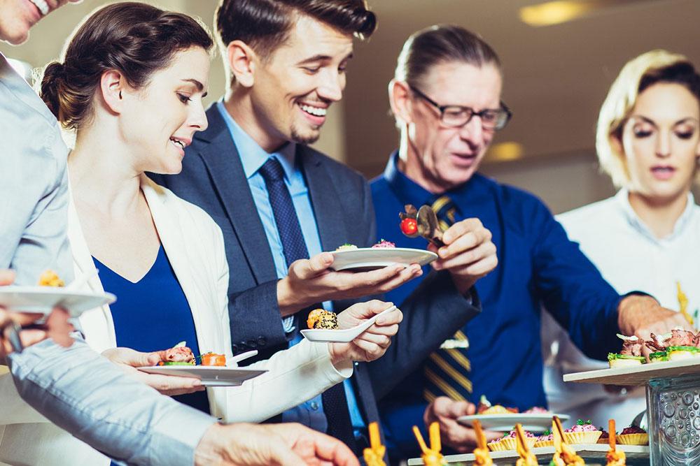 Post COVID 19 Business Kickstart Handheld Catering