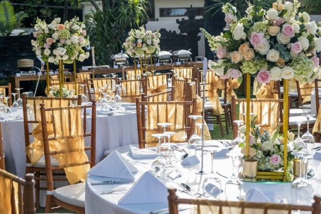 Spring Wedding San Jose Catering Vendor