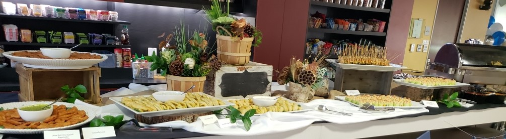 Corporate Baby Shower Catering Event Handheld