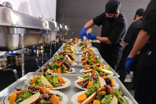 national wedding month, wedding catering